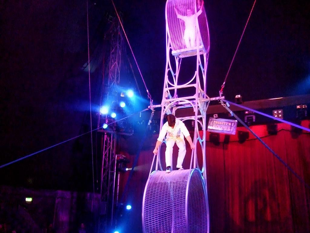Cirkus Ballsbridge Dublin Inside