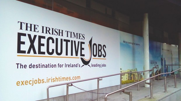 The executive jobs The Irish Times