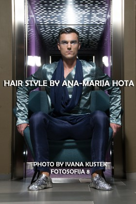 Hairstyle Ana-Maria-Hota photo by Kustek Ivana