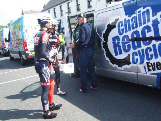 Giro dItalia Dublin