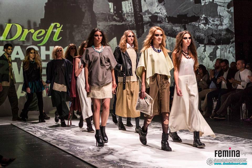 'Femina' Fashion Week - Collection by Simone Manojlovic