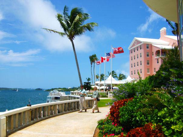 Hamilton city - Bermuda