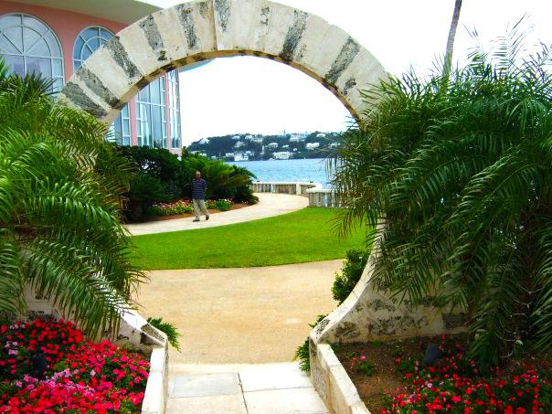 Moon Gate Bermuda Hamilton