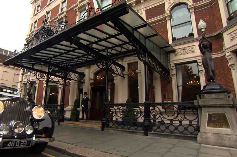 The Shelbourne Dublin Renaissance Hotel