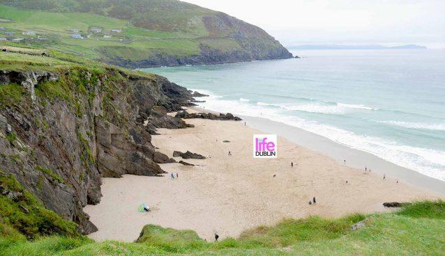 Coumeenole beach Dingle Kerry