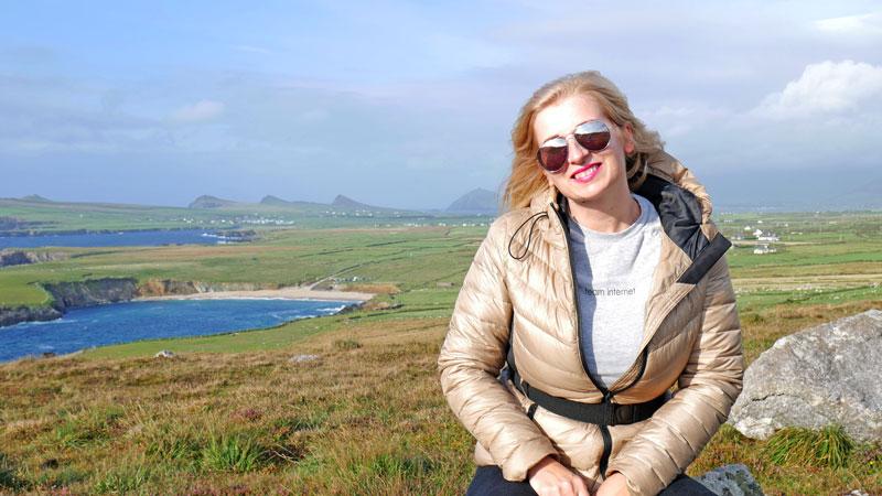 Ana-Marija Hota blogger Life in Dublin