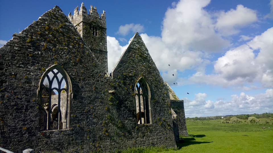 Church Ruins - Heritage Ireland - Life in Dublin