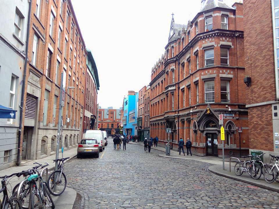 Dublin Streets - Life in Dublin