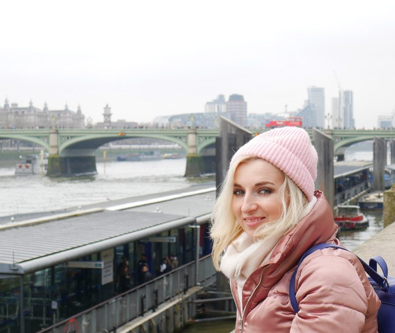 London Escape with blogger Ana-Maria Hota Life-in-Dublin