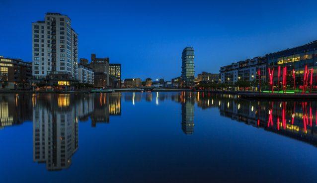 Dublin by night life in dublin