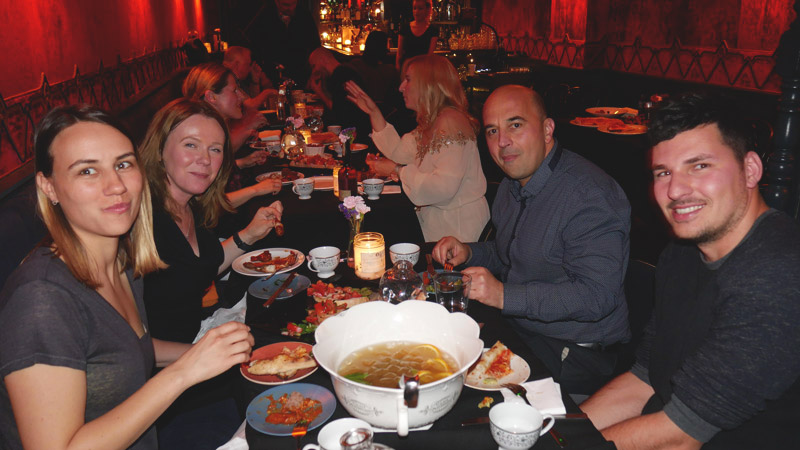 Summer Party Blog Anniversary - Life in Dublin